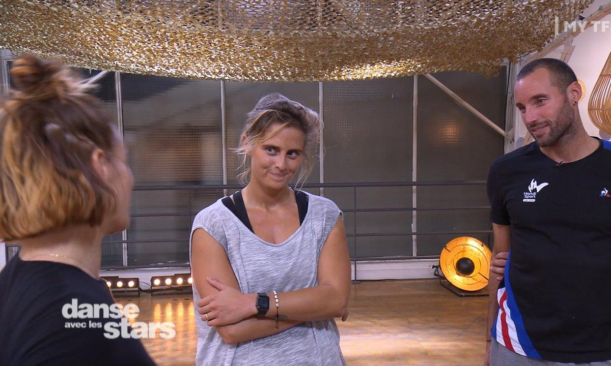 DALS - Sami, Pauline et Fauve : le trio qui roule !