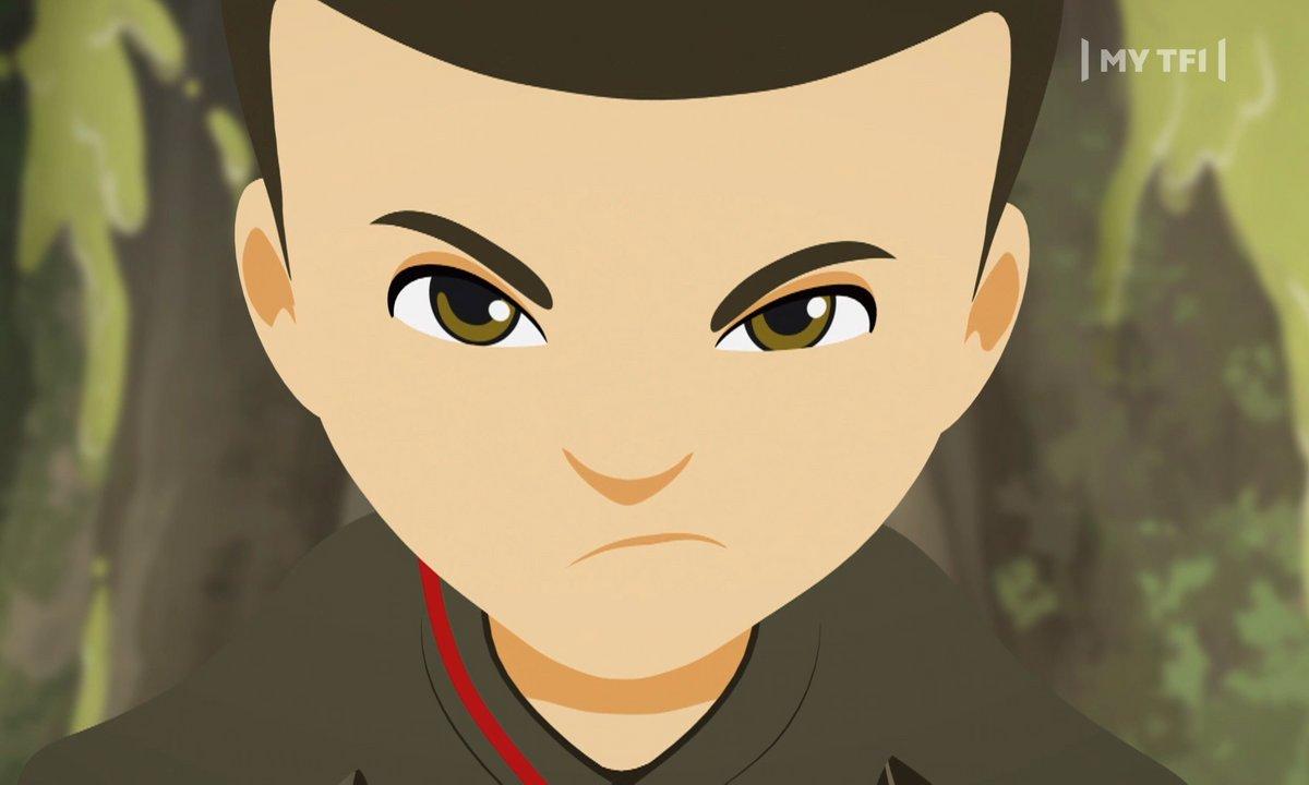 Mini Ninjas - S02 E37 - Le Samouraï qui venait d'ailleurs