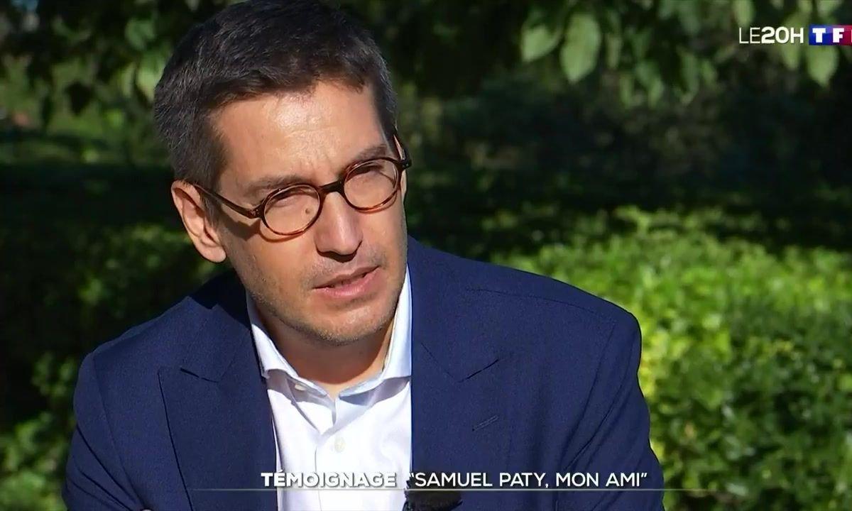 """Samuel Paty """"était un professeur de la République cultivé, honnête et droit"""", témoigne l'un de ses amis"""