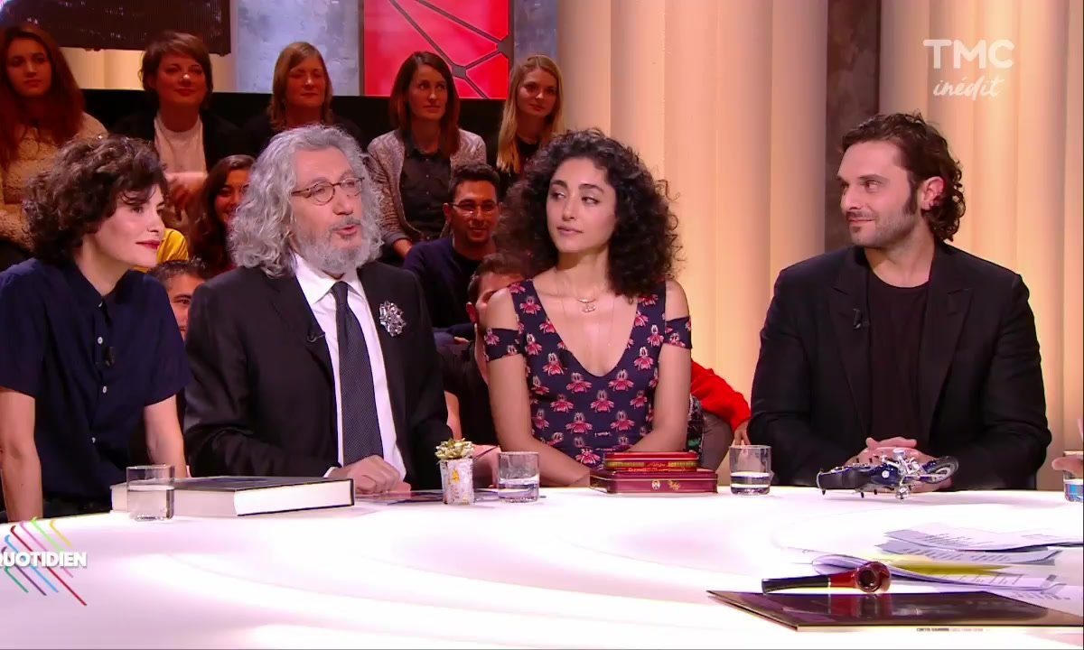 """""""Santa et Cie"""" : Le Père Noël est déjà passé sur Quotidien !"""