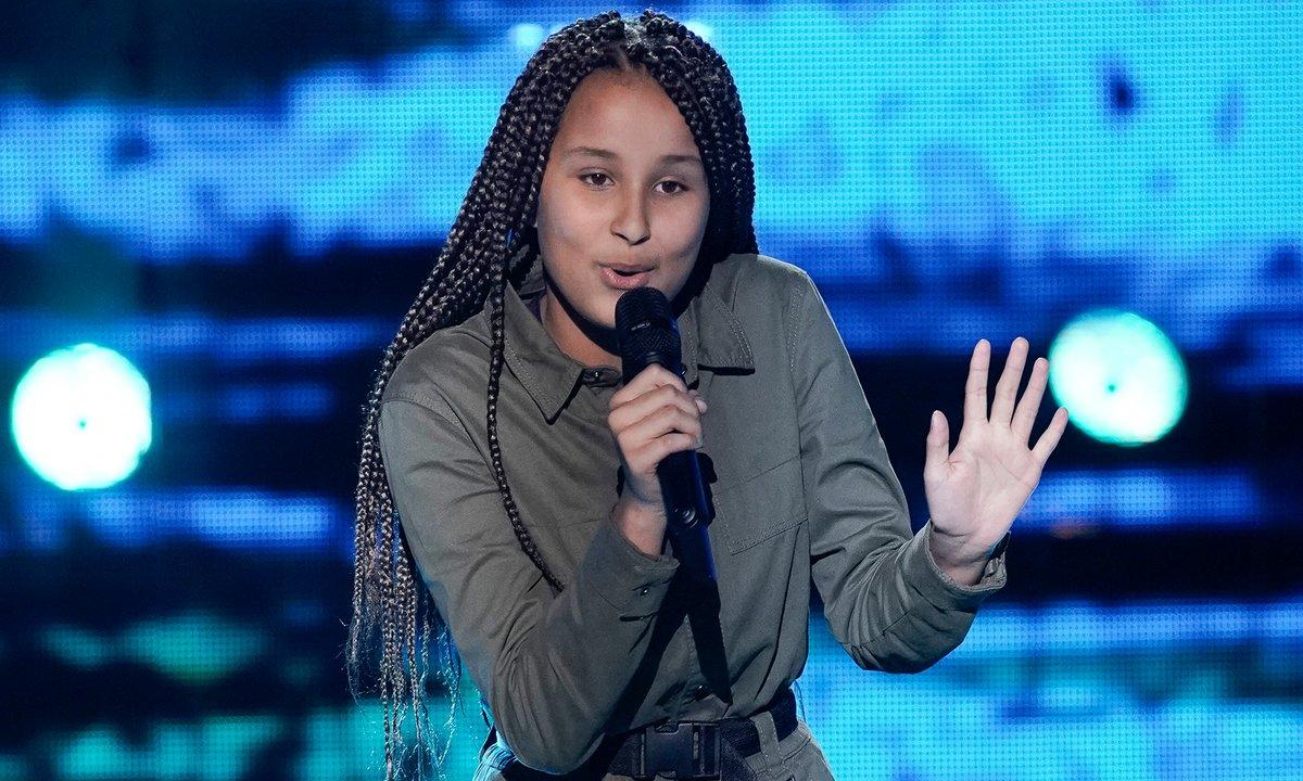 "The Voice Kids 2020 - Sara chante ""Figures"" de Jessie Reyez"