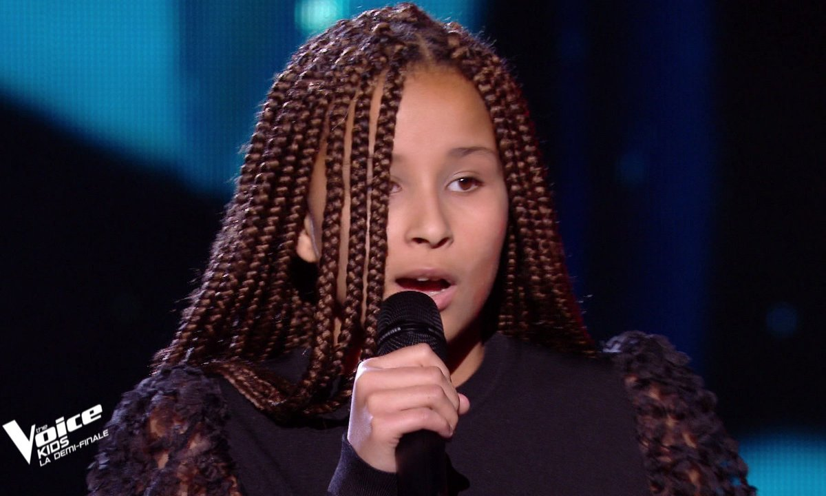 "The Voice Kids 2020 - Demi-Finale : Sara chante ""I put a spell on you"" de Screamin' Jay Hawkins (Team Jenifer)"