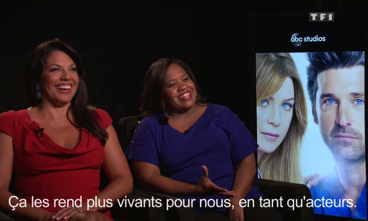 """Callie, Miranda : """"cette saison, on va de surprise en surprise !"""""""