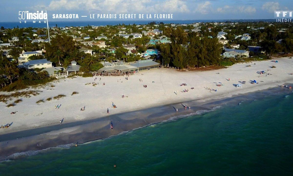 Sarasota : le paradis secret de la Floride