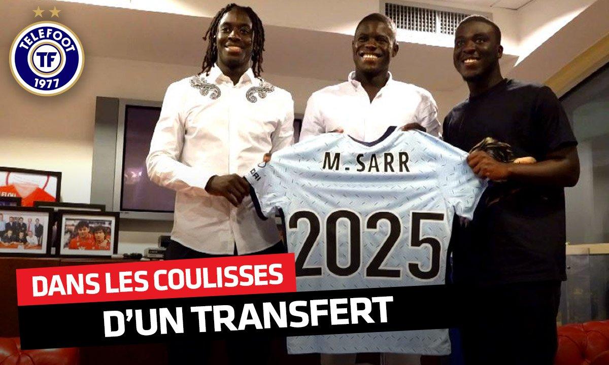 Dans les coulisses d'un transfert en plein mercato : Malang Sarr à Chelsea
