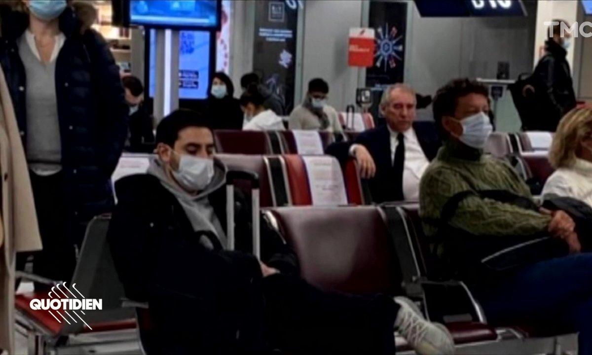 Saurez-vous trouver le seul homme qui ne porte pas de masque ?