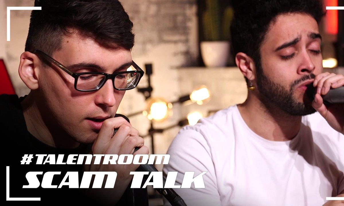 #TALENTROOM – Scam Talk : La la la – Naughty Boy & Sam Smith