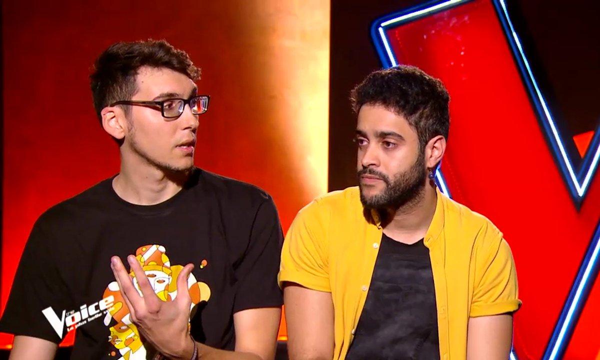 Le duo Scam Talk : beatbox, loopers, voix .. une belle complicité – portrait de Talents