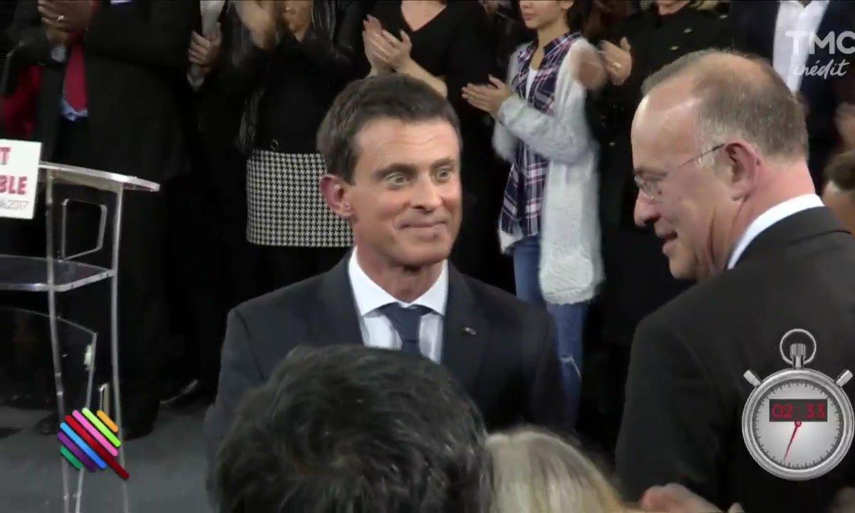 Scoop : Manuel Valls est candidat