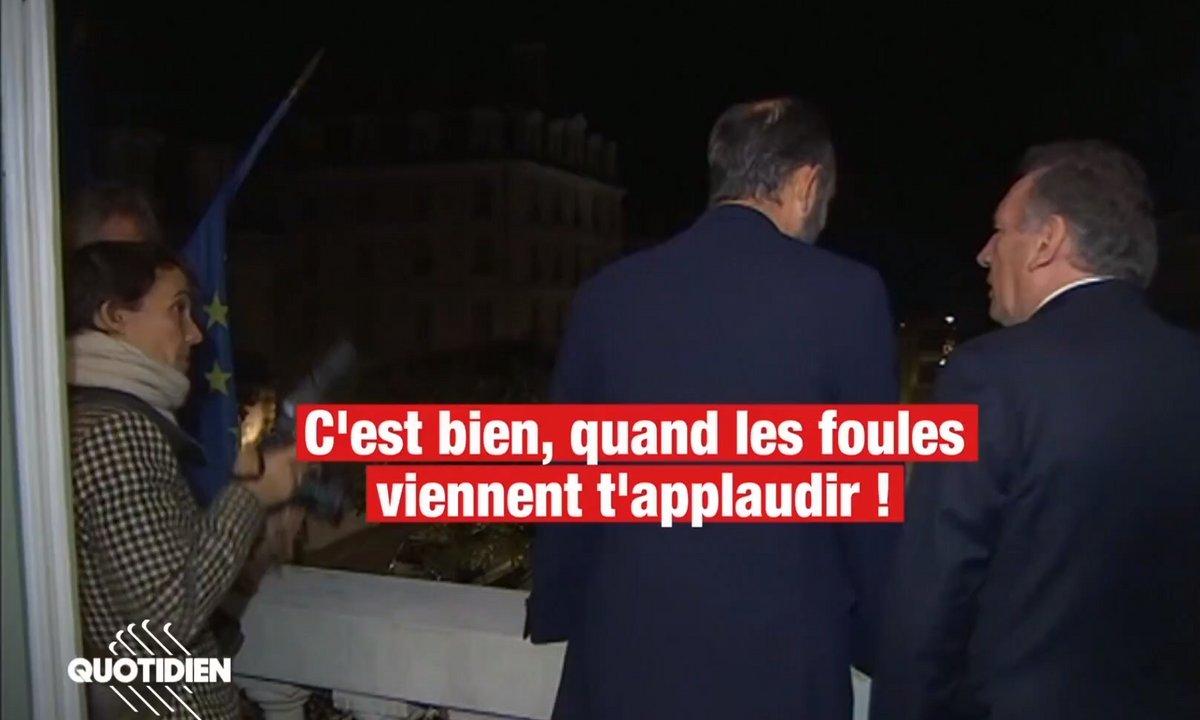 Mais pour QUI se prend François Bayrou ?