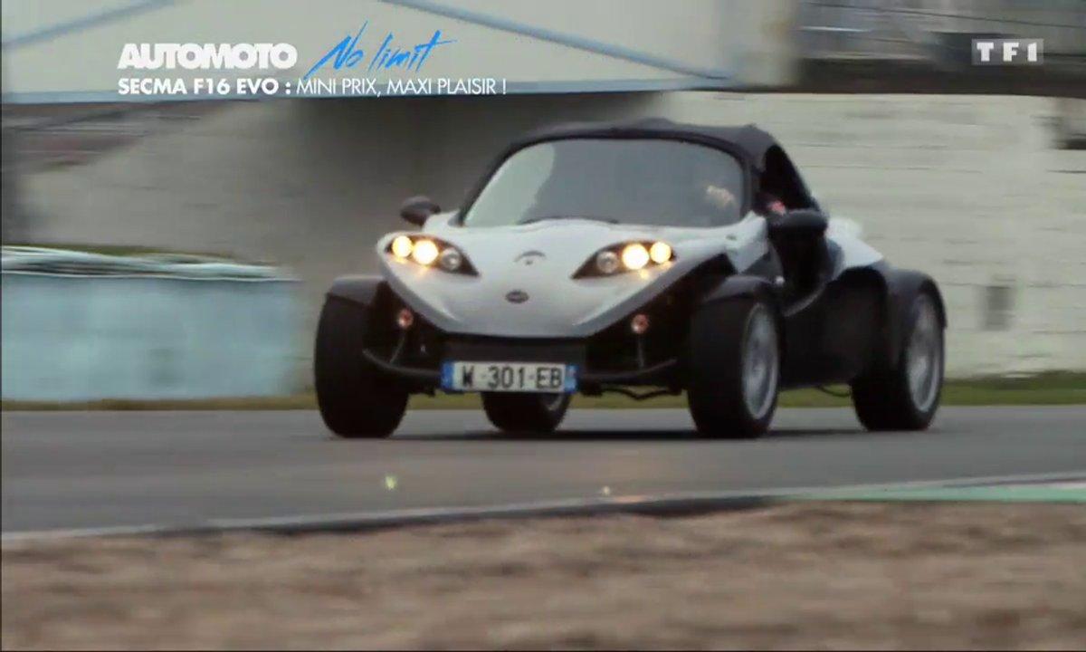 No limit : Secma F16, mini prix, maxi plaisir !