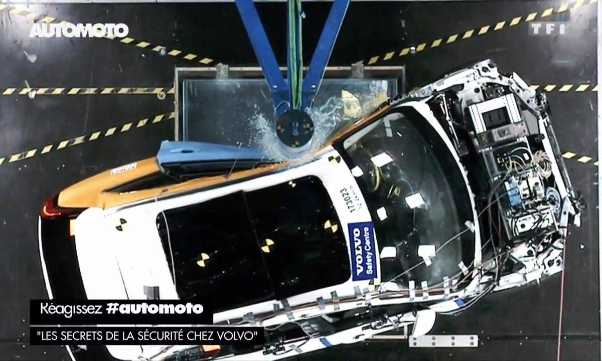 Les secrets de la sécurité chez Volvo