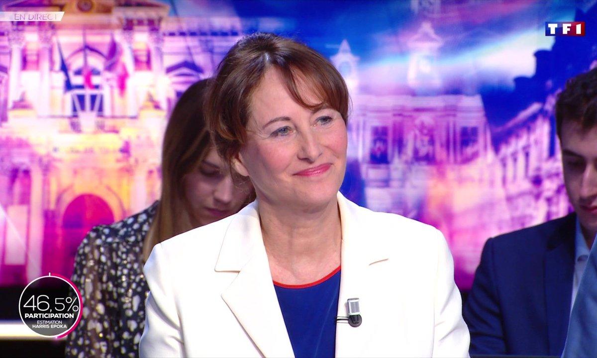 """Ségolène Royal : """"On est face à une crise sanitaire sans précédent depuis la guerre"""""""