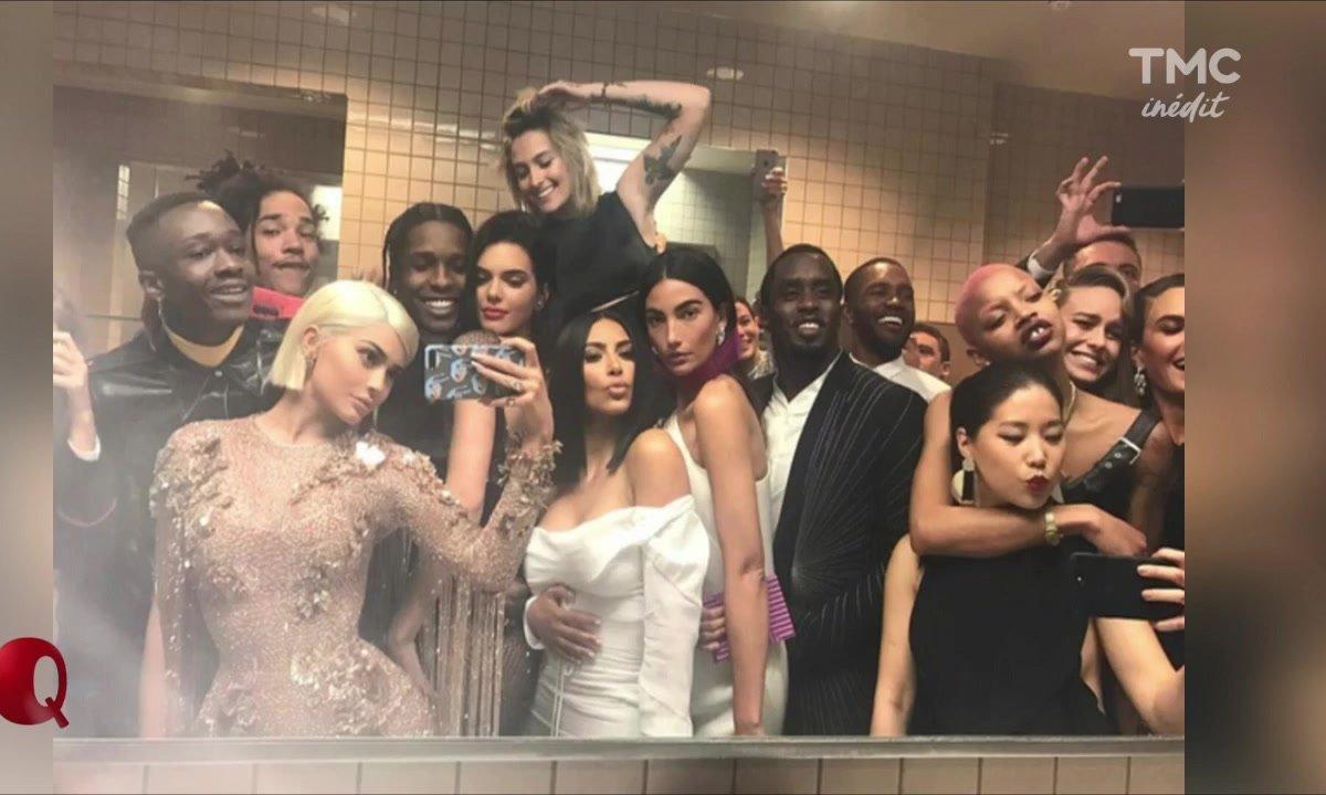 Le Petit Q - Selfies miroir et haute couture au Gala du Met