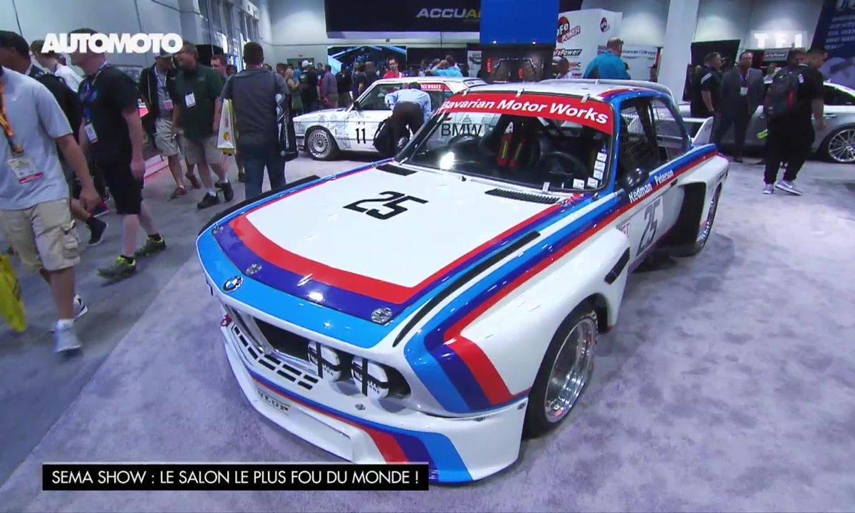 Le SEMA Show de Las Vegas 2016, le paradis de la personnalisation automobile
