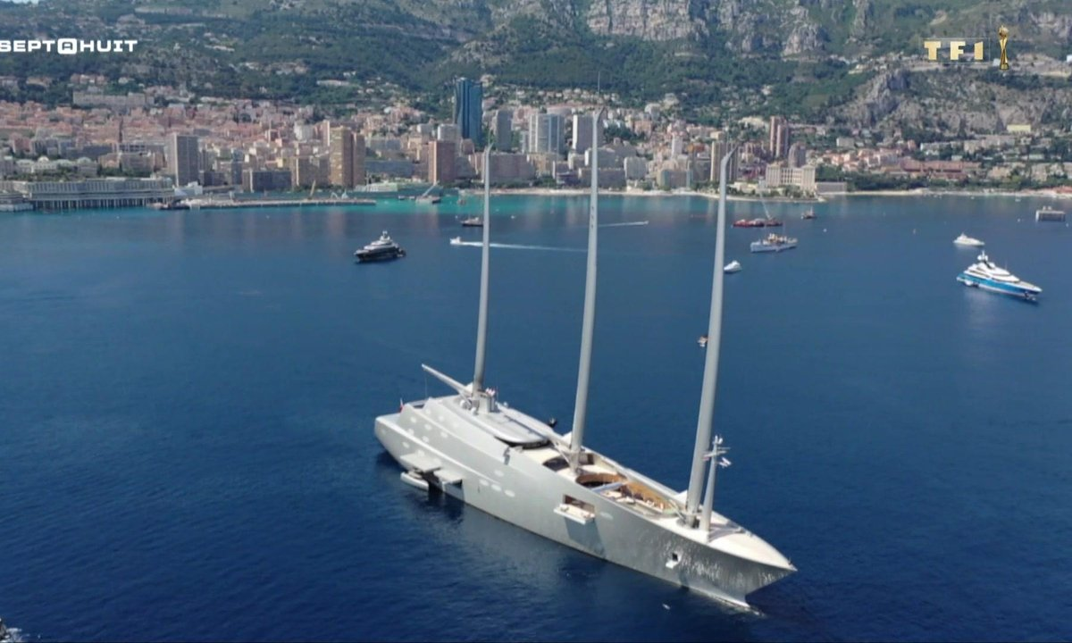 SEPT À HUIT - Baie de Monaco : Luxe, yacht et volupté