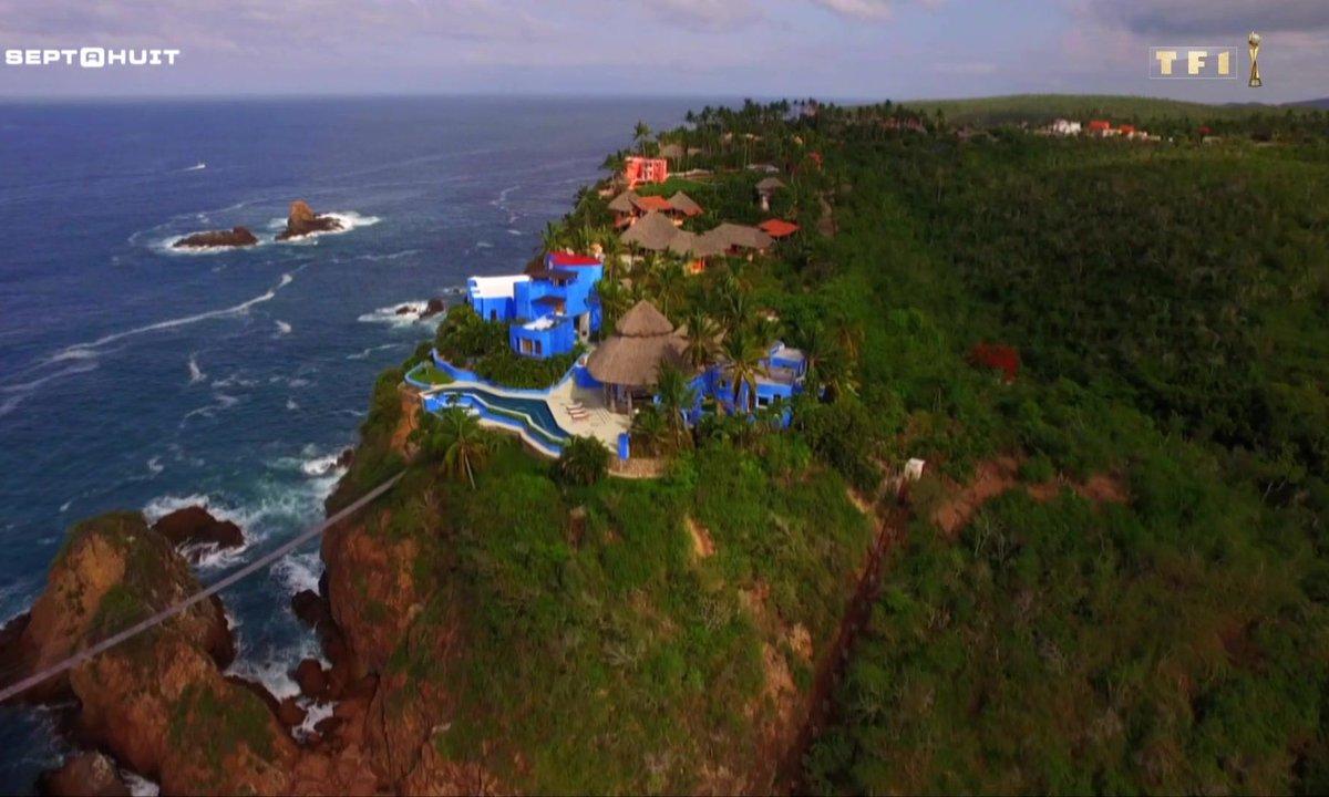 SEPT À HUIT - Careyes, l'enclave privée pour millionnaires excentriques