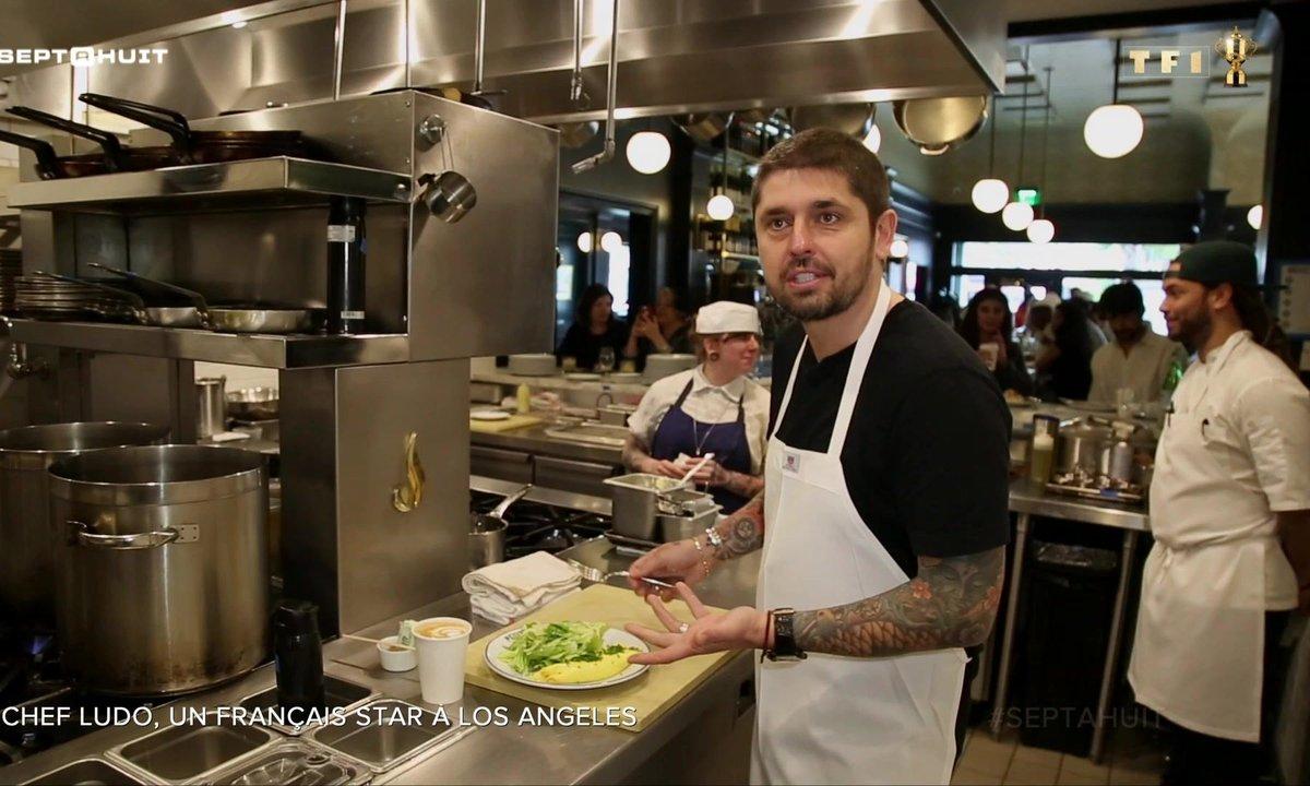 SEPT À HUIT - Chef Ludo, un Français star à Los Angeles