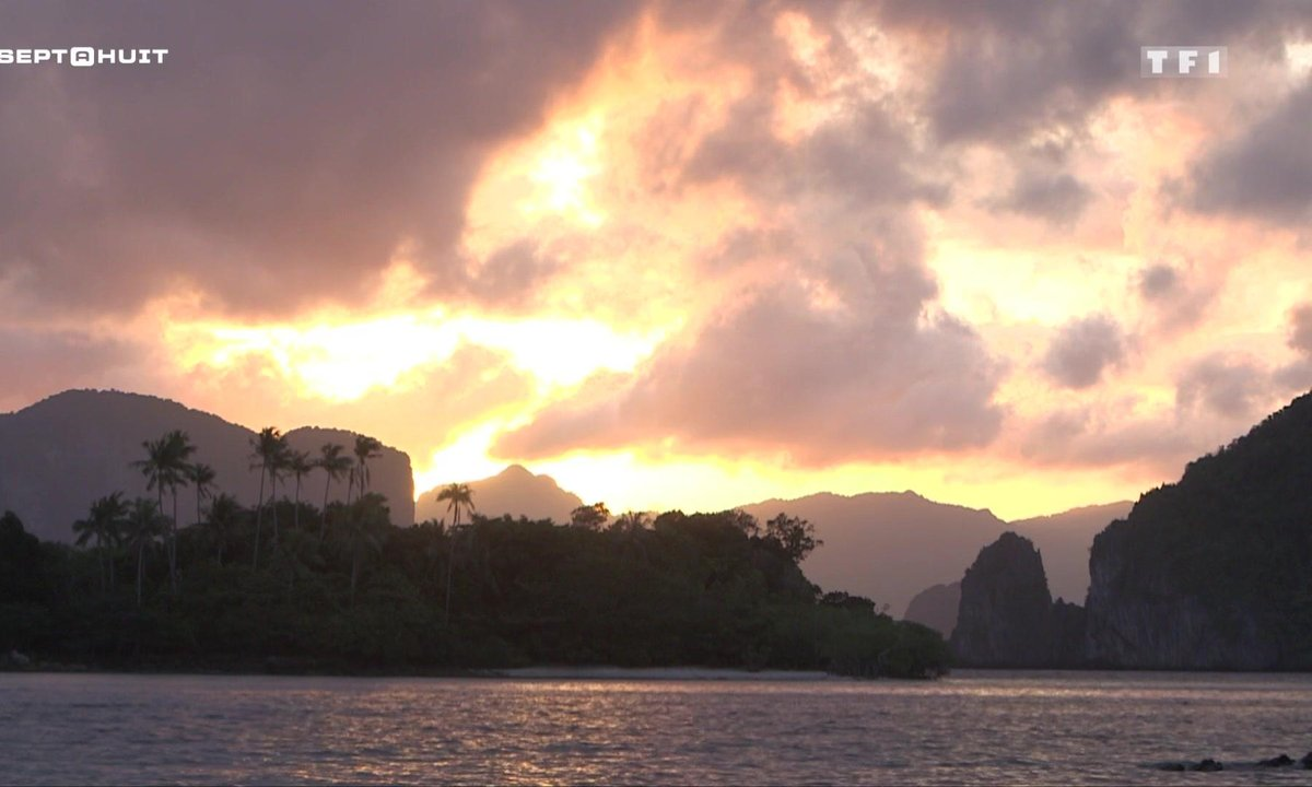 SEPT À HUIT - El Nido, la plage du paradis