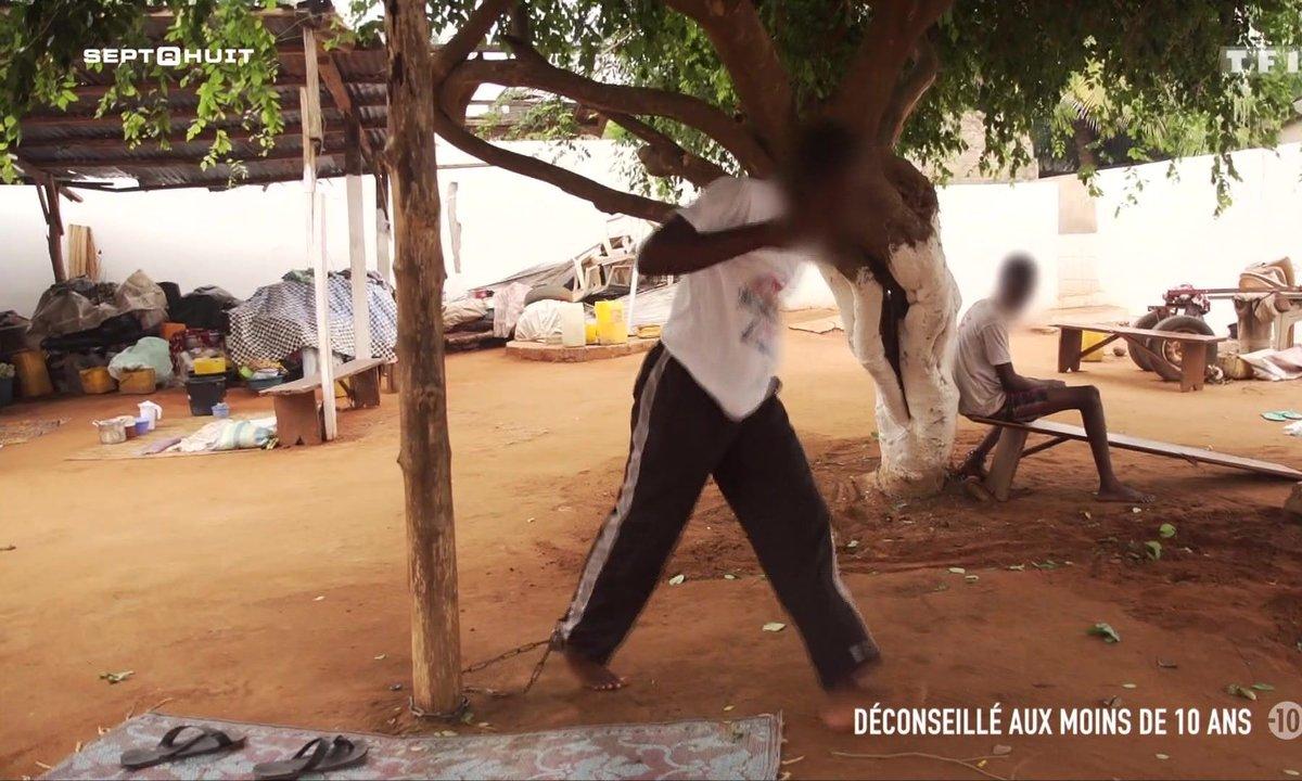 SEPT À HUIT - Les enchaînés de Togo