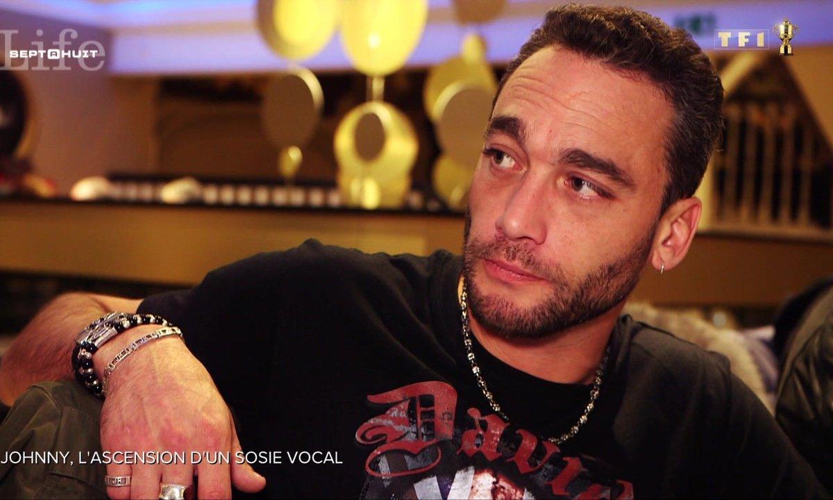 SEPT À HUIT LIFE - Johnny, l'ascension d'un sosie vocal