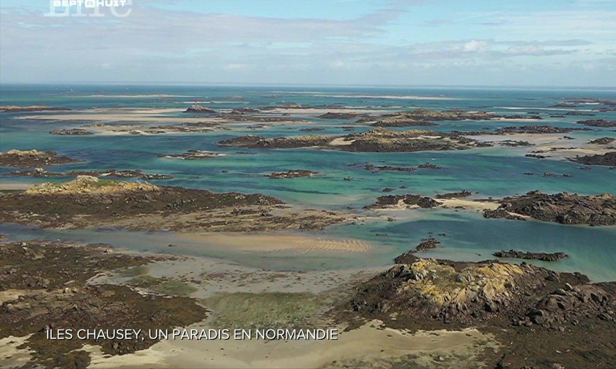 SEPT À HUIT LIFE - Les îles Chausey, un paradis secret aux larges des côtes normandes