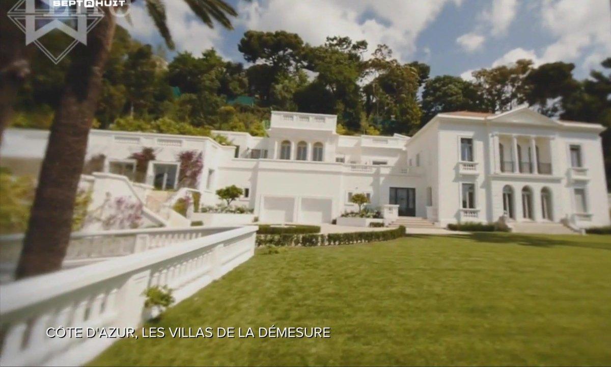 SEPT À HUIT LIFE - Les villas de luxe de la côte d'Azur s'arrachent à prix d'or