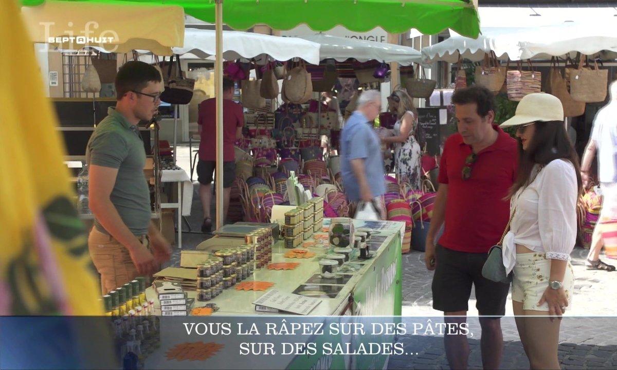 SEPT À HUIT LIFE - Provence, au cœur d'un des plus beaux marchés de France