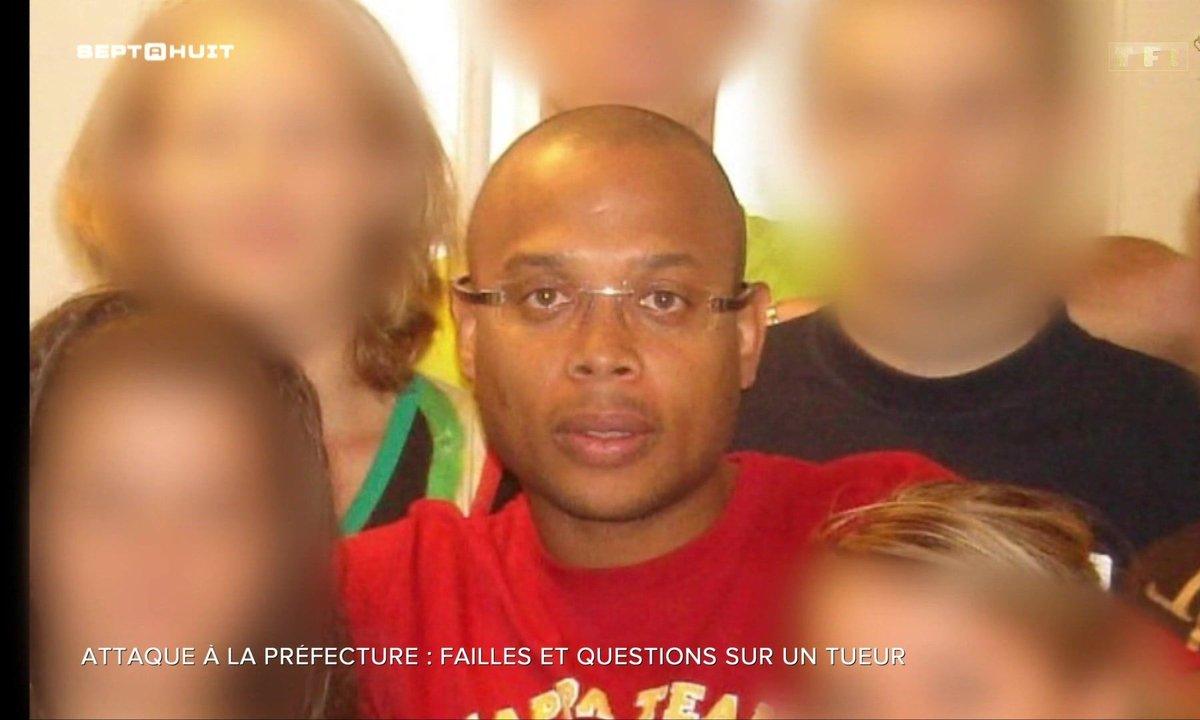 SEPT À HUIT LIFE - Qui était Mickaël Harpon, l'auteur présumé de l'attaque à la préfecture de police de Paris ?
