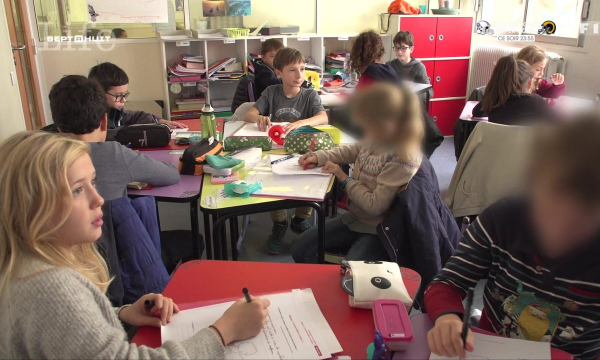 SEPT À HUIT LIFE - L'école des enfants précoces