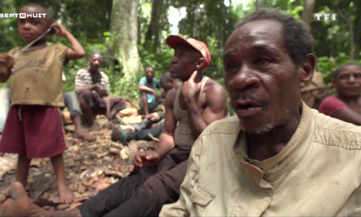 SEPT À HUIT - À la découverte des derniers Pygmées du Congo