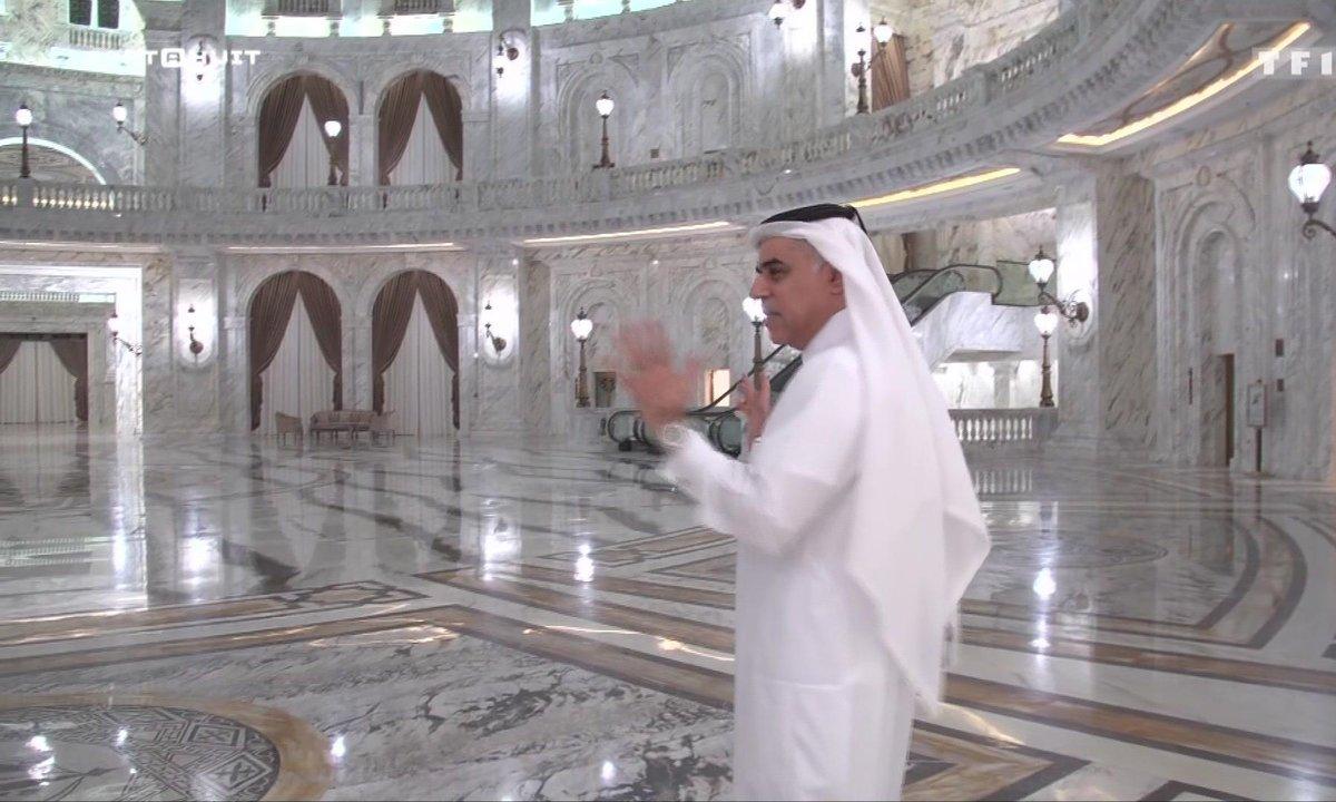 SEPT À HUIT - Al Hazm mall, le temple qatari du shopping de luxe