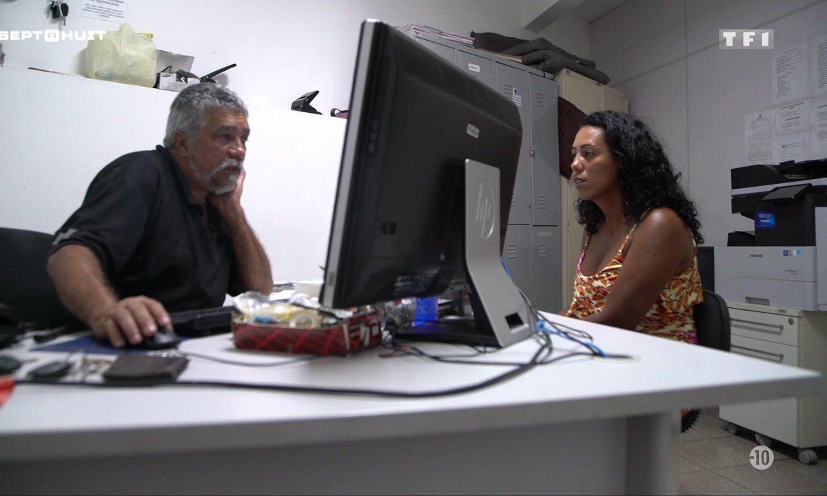 SEPT À HUIT - Brésil, une police pour lutter contre les violences faites aux femmes