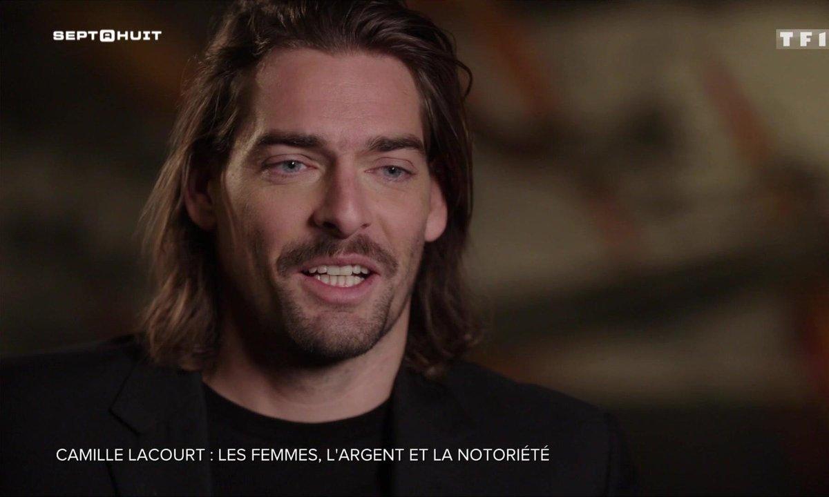 SEPT À HUIT - Camille Lacourt : les femmes, l'argent et la notoriété