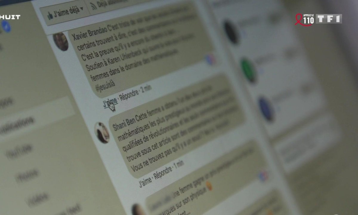 SEPT À HUIT - Les effets de la haine sur internet
