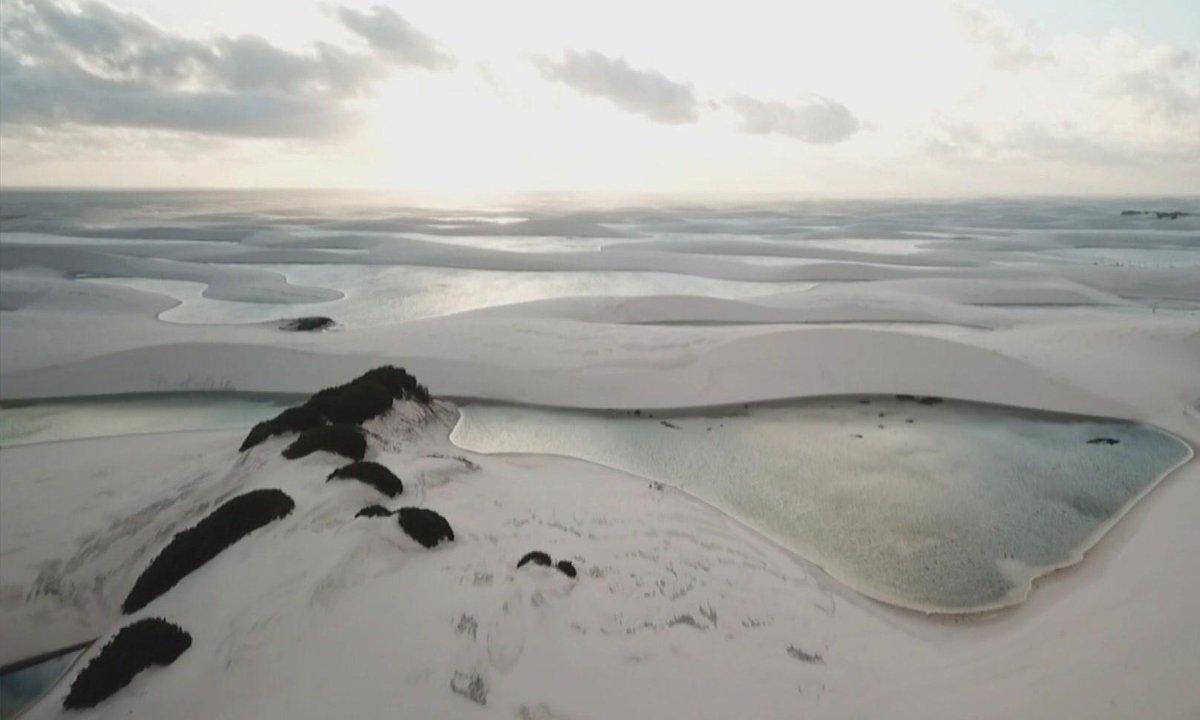 SEPT À HUIT - Au pays des dunes blanches