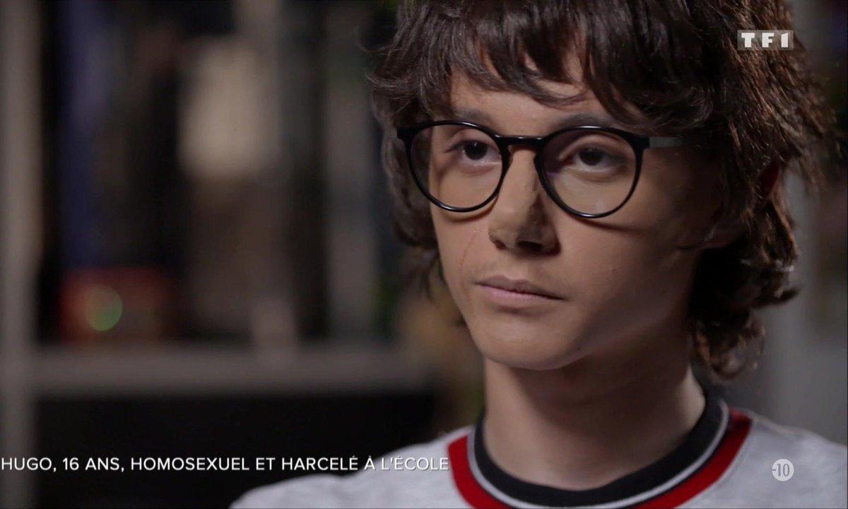SEPT À HUIT - Un jeune homosexuel raconte le harcèlement qu'il a subi au lycée