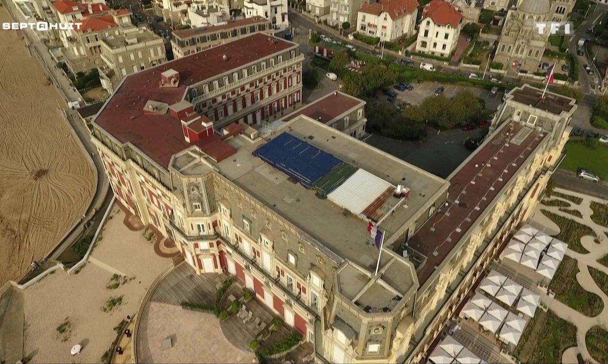 SEPT À HUIT - Un été à Biarritz, suivez le guide !