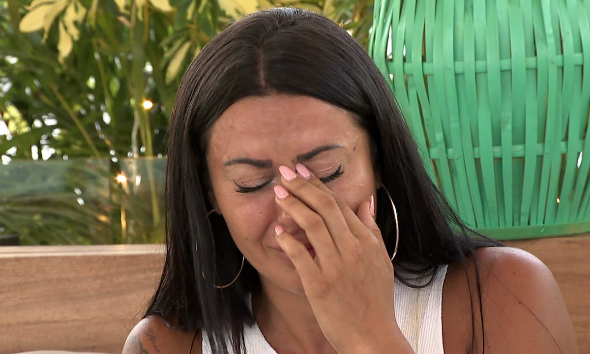 Shanna fait face à Alicia lors de son coaching