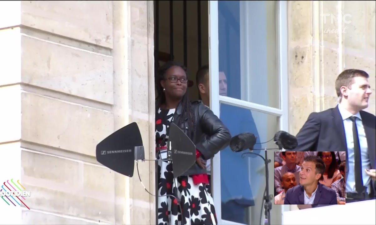 Sibeth Ndiaye, la Gaspard Gantzer d'Emmanuel Macron