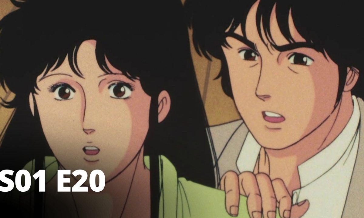 Signé Cat's Eyes - S01 E20 - Auto-stop