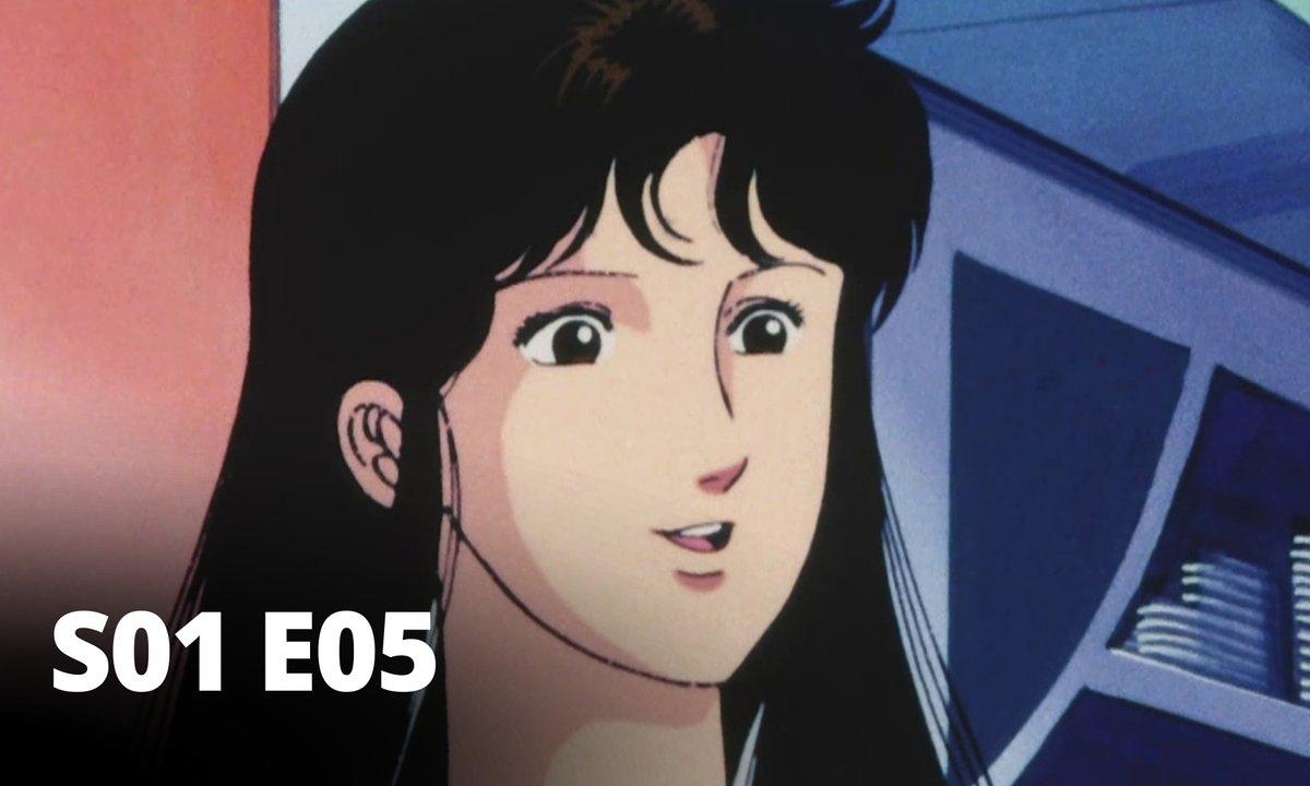 Signé Cat's Eyes - S01 E05 - Un Vol de nuit risqué