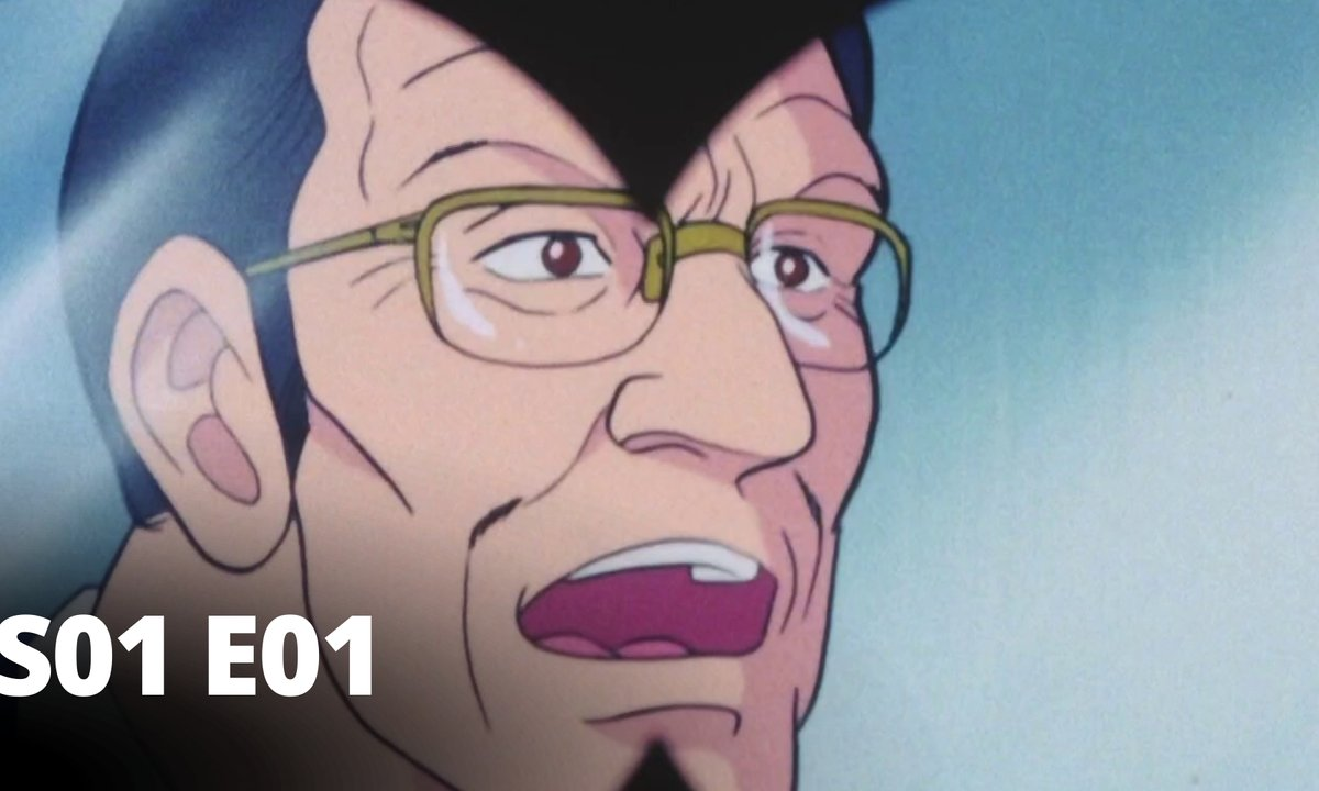 Signé Cat's Eyes - S01 E01 - Une Dangereuse Relation