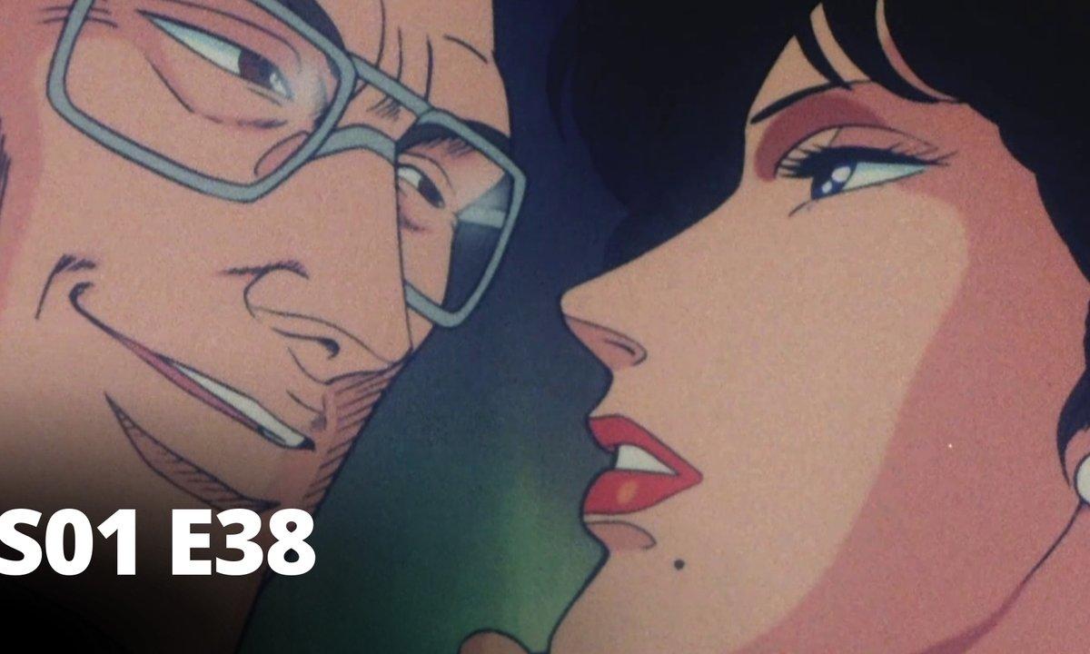 Signé Cat's Eyes - S01 E38 - Mutation difficile
