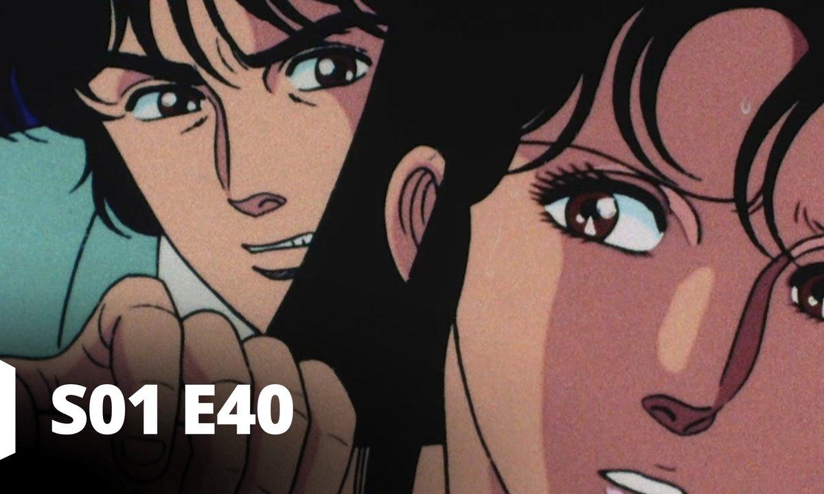 Signé Cat's Eyes - S01 E40 - Surprise dans le noir