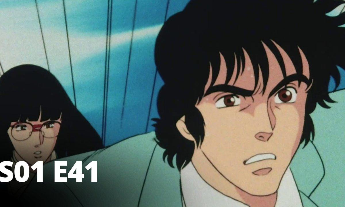 Signé Cat's Eyes - S01 E41 - Chambre forte