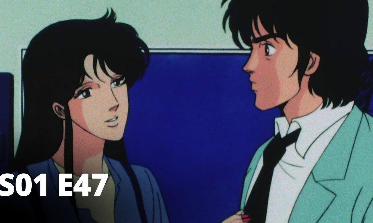 Signé Cat's Eyes - S01 E47 - Mystère chimique