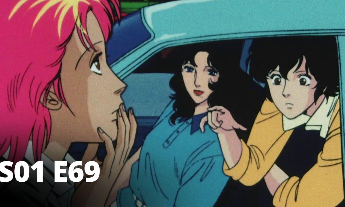Signé Cat's Eyes - S01 E69 - Don Juan