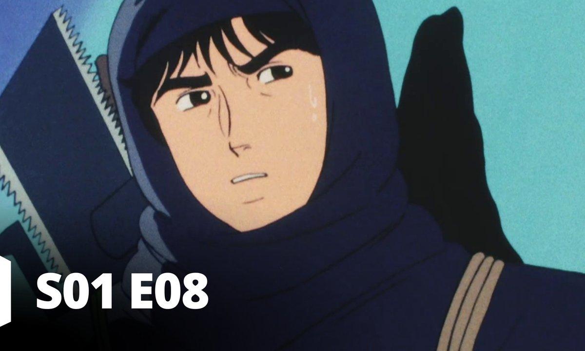 Signé Cat's Eyes - S01 E08 - L'Intouchable