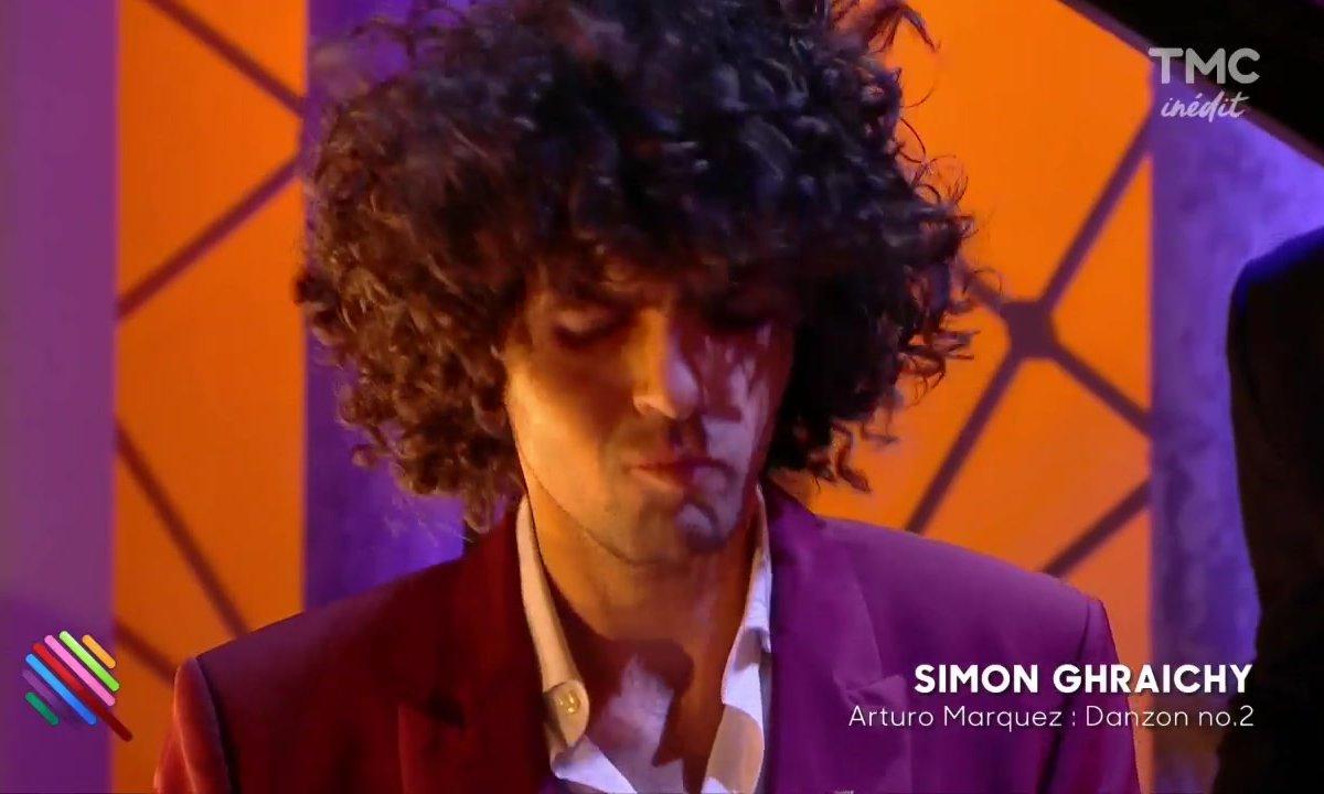 Simon Ghraichy - Danzón No. 2 (Arturo Marquez) en live dans Quotidien